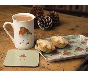 KitchenCraft; Engelse Kwaliteitsprodukten Cadeauset Roodborstje