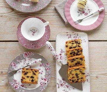 Katie Alice Ditsy Floral; Engels Servies met bloemen Copy of porseleinen gebaksvorkjes