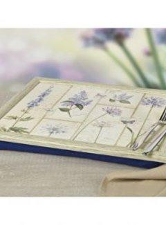 Creative Tops Laptray - Etude de Fleurs