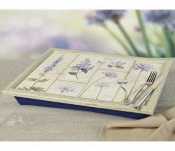 Creative Tops; Engelse Kwaliteitsprodukten Laptray - Etude de Fleurs
