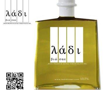 Ladi Biosas; Griekse streekprodukten Agrumato Lemon Orange 250 ml.