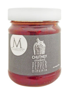Greek Artisan Chutney Smoked Red Sweet Pepper