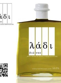 Ladi Biosas; Griekse streekprodukten Copy of Extra Virgin Olive Oil  250 ml.