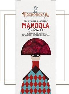 Greek Artisan Mandola zoete amandelen Classic 140gr.