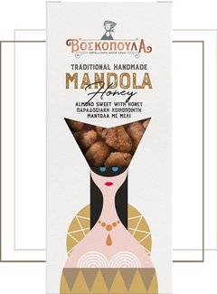 Greek Artisan Mandola zoete amandelen Honey