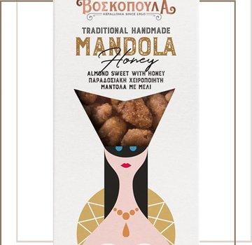 Greek Artisan Mandola zoete amandelen Honey