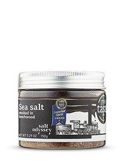 Ladi Biosas; Griekse streekprodukten Salt Odyssey gerookt op beukenhout