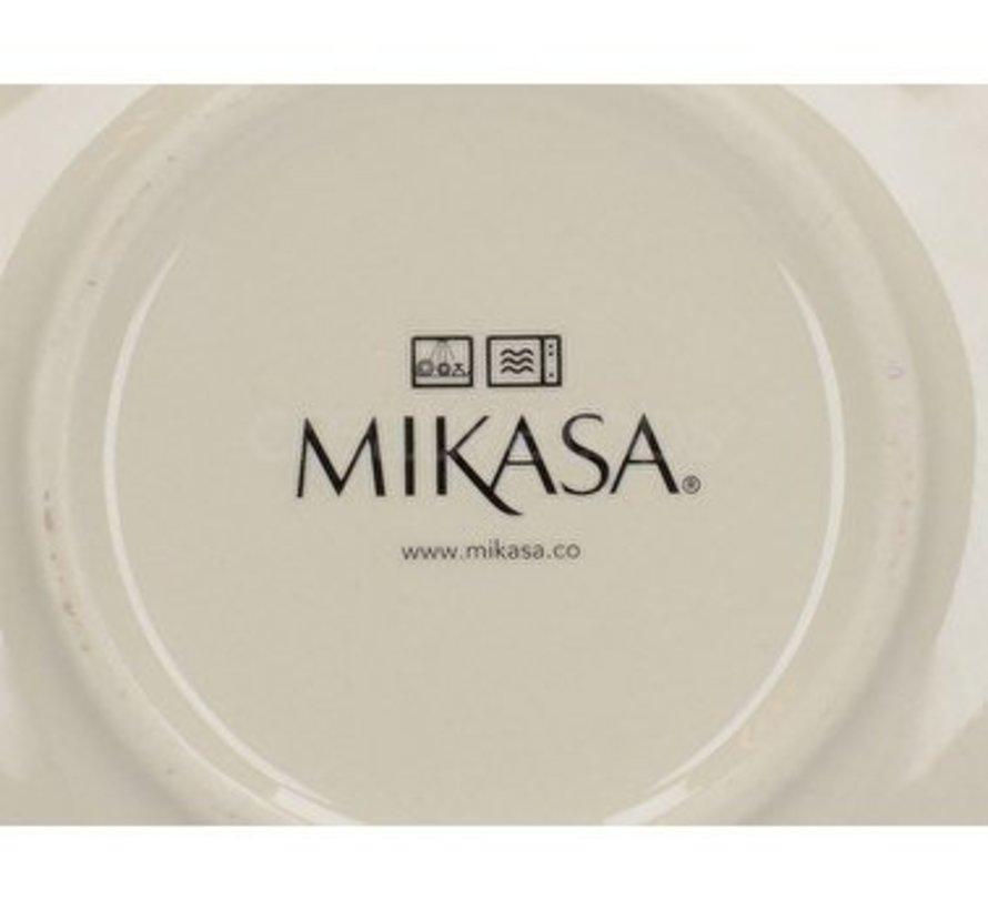 Mikasa Drift Cheetha ontbijtbord