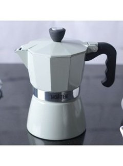 La Cafetiere; Cafetieres & Espressomakers Classic Espressomaker 3 kops pistache  125