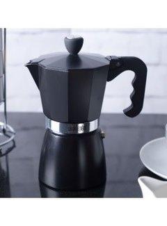 La Cafetiere; Cafetieres & Espressomakers Classic Espresso maker 6 kops ZWART
