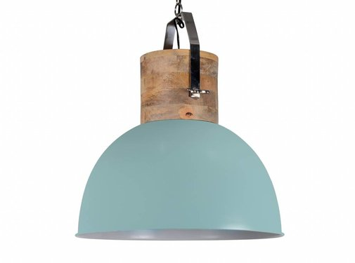 Couronne Hanglamp Fabriano vintage green  30 cm.