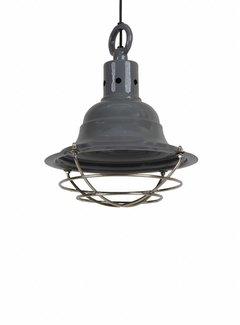 Couronne Hanglamp Goccia klein grijs