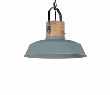 Couronne Copy of Hanglamp Industria 34 cm glans creme