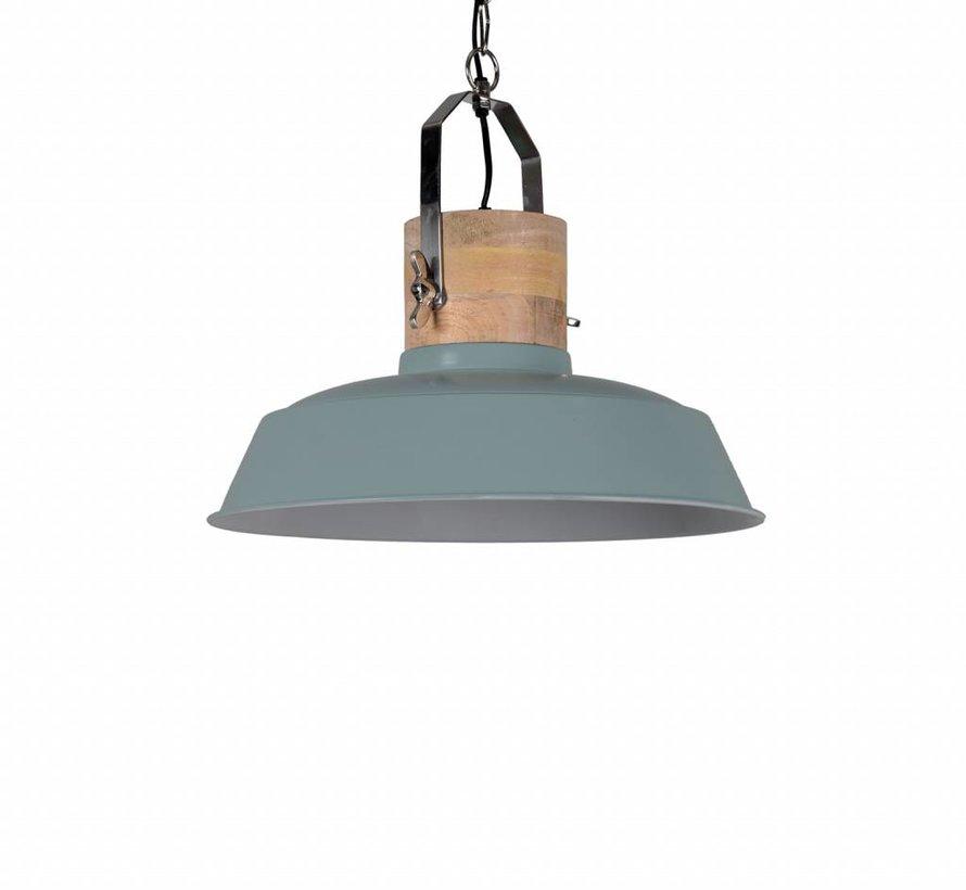 Copy of Hanglamp Industria 34 cm glans creme