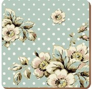 Katie Alice Cottage Flower; Compleet Vintage Servies met bloemen