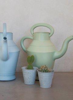 Esschert design Vintage Gieter model koffiepot, groen