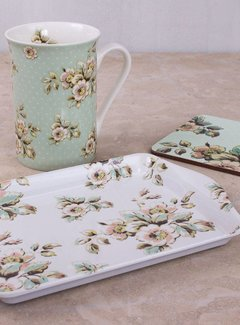 Katie Alice Cottage Flower cadeauset - Gebloemde mok