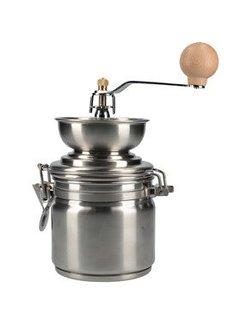 La Cafetiere; Cafetieres & Espressomakers La Cafetière originele koffiemolen chroom
