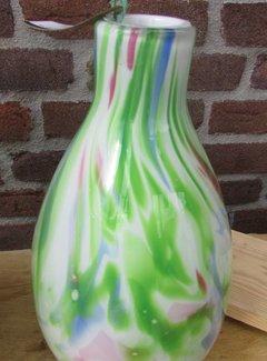 Fidrio Fidrio Glass Vaas Mio Pastel