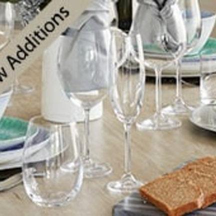 Drinken, glasservies, kop &schotel en mokken