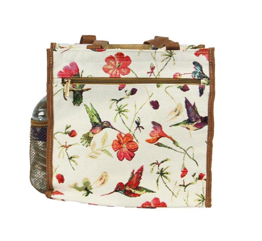 Cityshopper, boodschappentas gobelin Kolibri