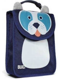 Built Kindertas Neoprenen  met hondmotief