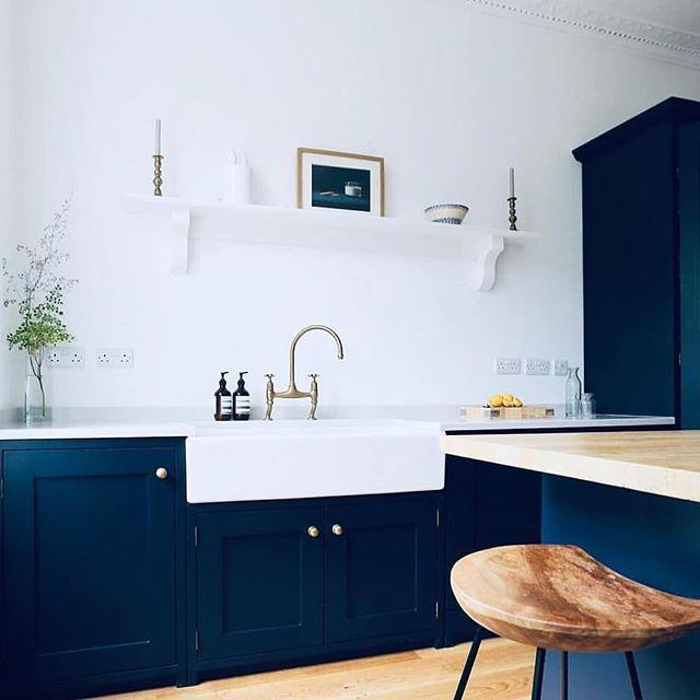 geef uw keuken kleur