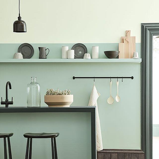 keuken verven little greene