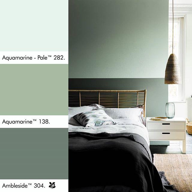 rustige kleuren slaapkamer
