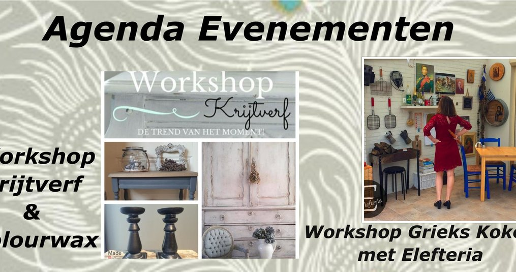 Workshops & Evenementen