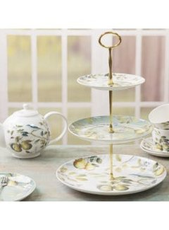 The English Table Lente Fruit serie 3-laags Etagere