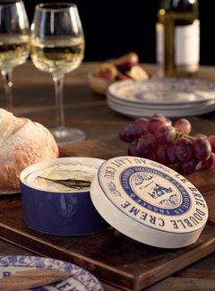 Creative Tops; Engelse Kwaliteitsprodukten Cheese baker, Gourmet aardewerk Camembertbakker diverse kleuren