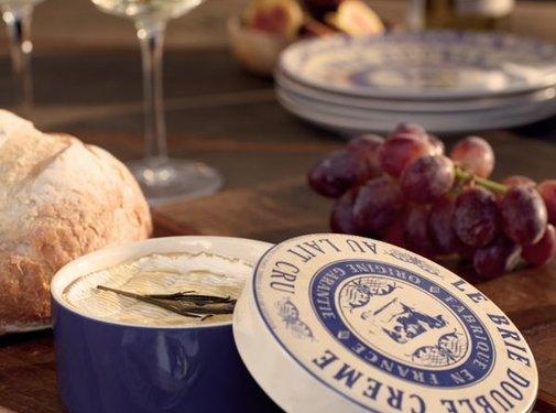 KitchenCraft; Engelse Kwaliteitsprodukten Cheese baker, Gourmet aardewerk Camembertbakker