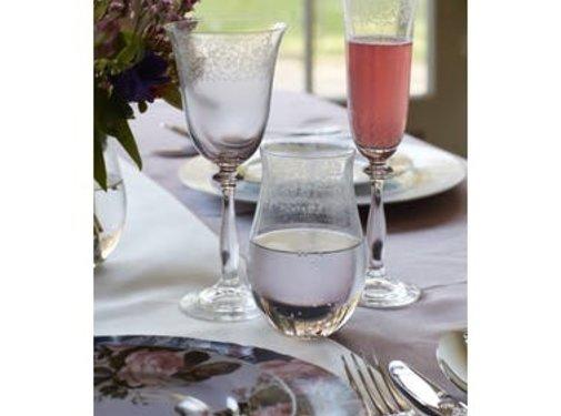 Katie Alice The Collection Geslepen wijnglazen, set van 4 stuks