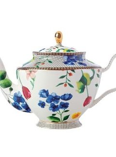 Maxwell & Williams Servies Tea's & C's Contessa Theepot met Infuser Wit