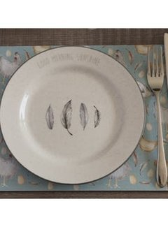 Creative Tops; Engelse Kwaliteitsprodukten Copy of Feather Lane ontbijtbord met kip