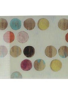 Creative Tops; Engelse Kwaliteitsprodukten Copy of & Celebrate Glazen snijplank, werkbladbeschermer