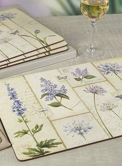 Creative Tops; Engelse Kwaliteitsprodukten Copy of Placemats groot Olio d'Olivia, italie set/4