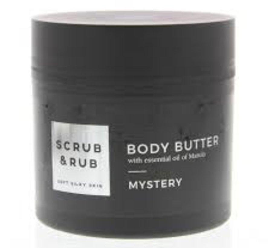 Scrub & Rub Mysterie serie