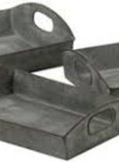Zisensa, private collection Unieke woonaccessoires Dienblad rechthoek