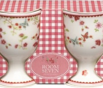 Room  Seven Copy of Petit Four bordje Rosa, rood/roze