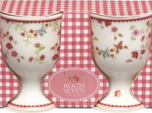 Room  Seven Copy of Petit Four bordje Rosa, rood/roze