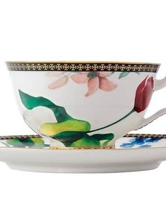 Maxwell & Williams Servies Copy of Tea's & C's Contessa Theepot met Infuser Wit