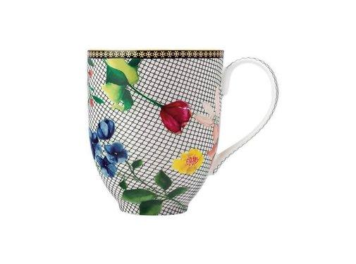 Maxwell & Williams Servies Copy of Tea's & C's Contessa Mok op voet