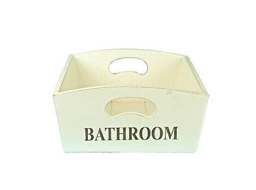 Zisensa, private collection Unieke woonaccessoires Bathroom hout mand