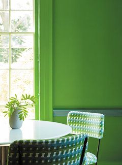 Little Green Paint & Paper Sage & Onions  288 Intelligent Matt Emulsion