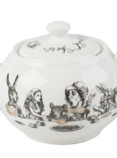 V&A Alice in Wonderland Mini Theepot,