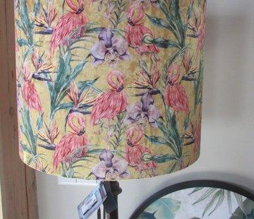 Diga by Colmore Lampenkap Flamingo 40x40x33cm.