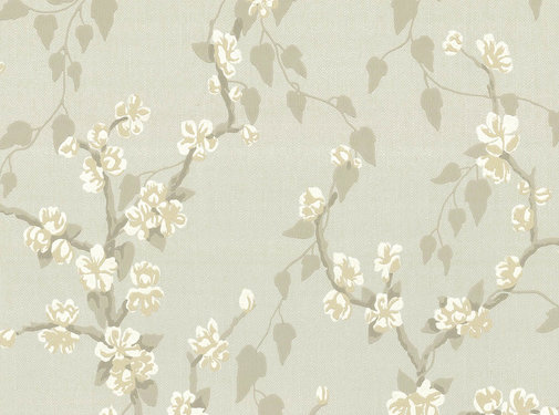 Little Green Behang Little Greene Behang Archive Trails Sakura Fawn