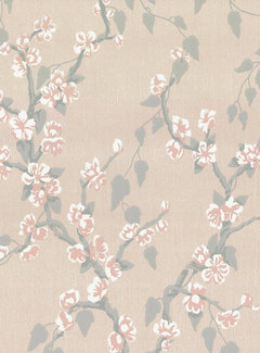Little Green Behang Little Greene Behang Archive Trails Sakura Petal